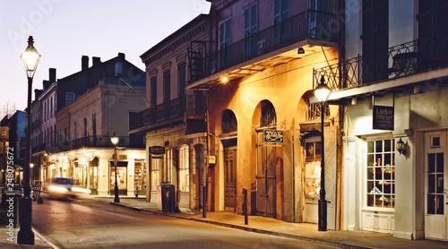 Valokuva  French Quarter, New Orleans
