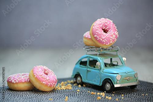 Photo  donuts,beignet