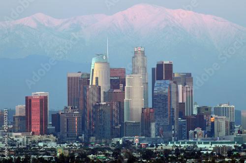 Fototapeta Los Angeles obraz na płótnie