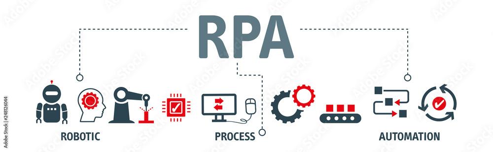 Fototapeta Banner RPA 1