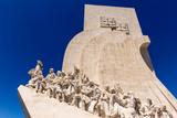 Monument of the Discoveries (Padrão dos Descobrimentos) in the Tagus River bank, Belem, Lisbon, Portugal - 248133204