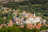 Aerial view of Sintra, Portugal - 248133227