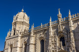 The Jeronimos Monastery and the Church of Santa Maria in Belem, Lisbon, Portugal - 248133284