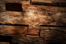 Wooden Background - Detail Of ...