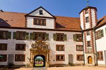 Schmalkalden Schloss Wilhelmsburg