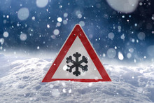 Winter Driving - Risk Of Snow ...
