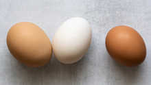 Three Eggs In A Row.