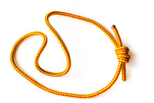A Prusik Loop (cord) On 5mm Rope, Closed With A Double Fisherman Knot. This Loop Is Used In Climbing, Canyoneering, Mountaineering, Caving, Rope Rescue, Ziplining, And By Arborists.