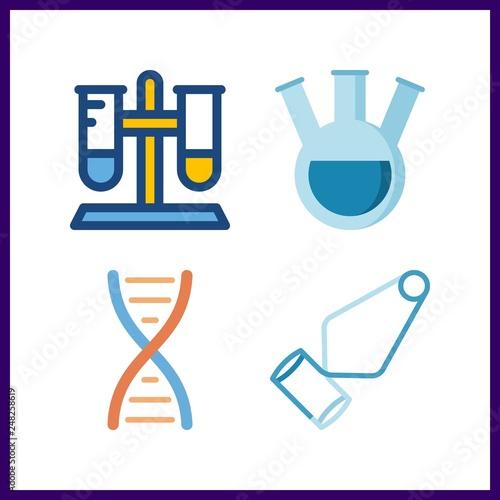 Fotografia  4 scientific icon