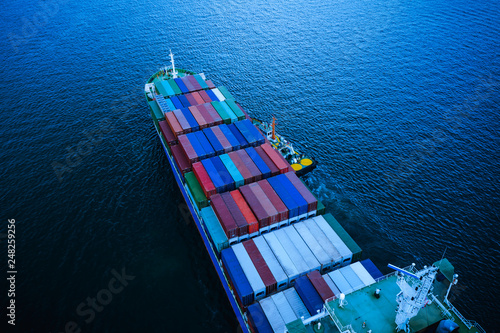 business and industry shipping and service delivery cargo