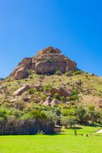 Basotho Cultural Village In Dr...