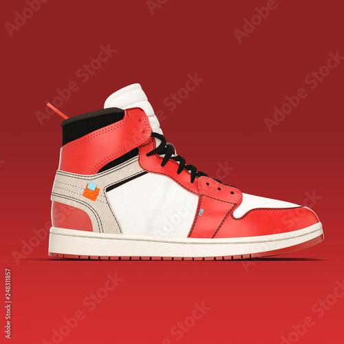 Fotografija  sneakers