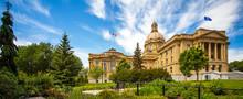 Alberta Legislature Building E...