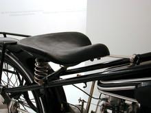 Old Vintage German Motorbike