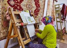 Persian Carpet Tailoring Women...