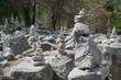 balancing stones cairn zen