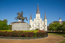 St. Louis Cathedral, Jackson S...