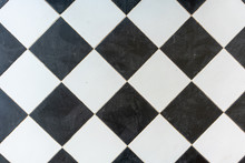Black And White Marble Bricks Wall Background , Seamless Marble Wall Pattern , For Interiors Design.