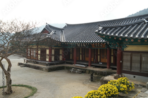 Fotografie, Obraz  Wibongsa Buddhist Temple