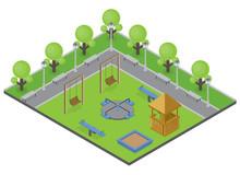 Suburbia Park Concept