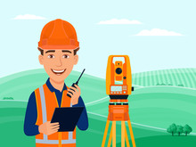 Surveyor, Cadastral Engineer, ...