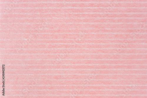 Montage in der Fensternische Rosa hell hollow japanese washi paper for mockup