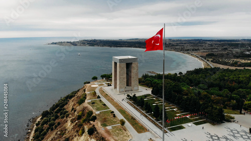Fotografía  57th Infantry Regiment - Turkish memorial and cementery