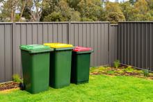 Australian Home Rubbish Wheeli...