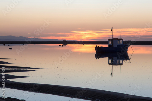 Tuinposter Meols Reflection