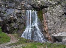 The Gega Waterfall Or Circassi...