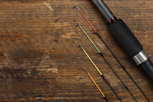 Quiver Tip, Different Tips Of The Feeder Rod For Bottom Fishing