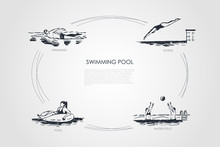 Swimming Pool - Swimming, Divi...