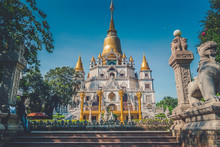 Buu Long Pagoda Or Thai Pagoda...