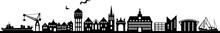 Emden City Skyline