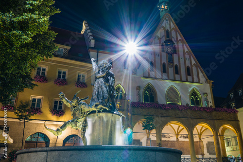 Photo Amberg Ciy Square