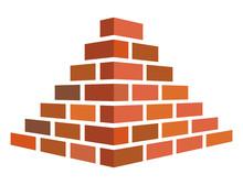 Illustration Of Bricks For Con...