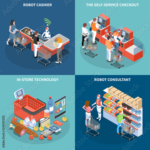 Shop Technology 2x2 Design Concept