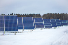 Industrial Solar Power Farm St...