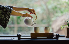 Chinese Tea Ceremony. Room Chi...
