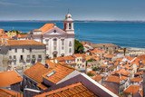 Aerial view of Lisbon, Portugal - 248600227