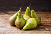 Fresh Juicy Pears Conference O...