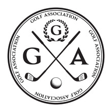 Vector Label Of Golf. Logo Of ...