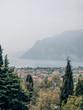 Malcesine at the Lago di Garda in Italy