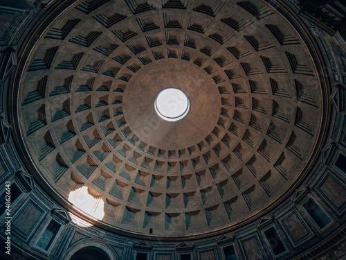 Fotografia  Dome of the Pantheon