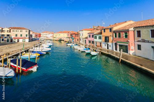 Foto op Aluminium Stad aan het water Murano, Venice