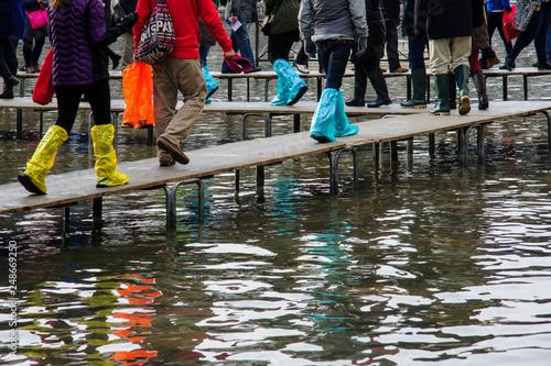 Photo Acqua Alta, Venice