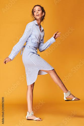 Dynamic Model Poses