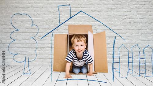 Fotografía konzept - immobilien und die zukunft