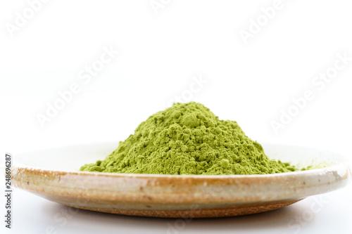 粉末の抹茶 Canvas-taulu