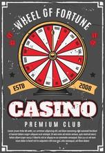 Casino Poker Game Wheel Of For...